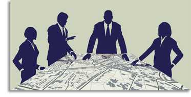City Planning is Managed by Urban and Regional Planners